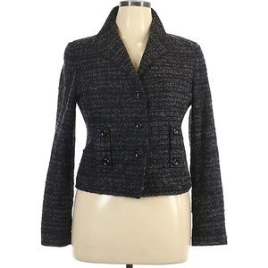 Eccoci  Tweed Black/Grey Blazer